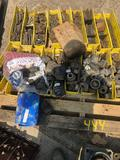 Pallet of misc bolts