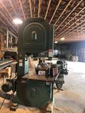 Forestor Bandsaw resaw