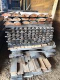 Cedar siding & window trim