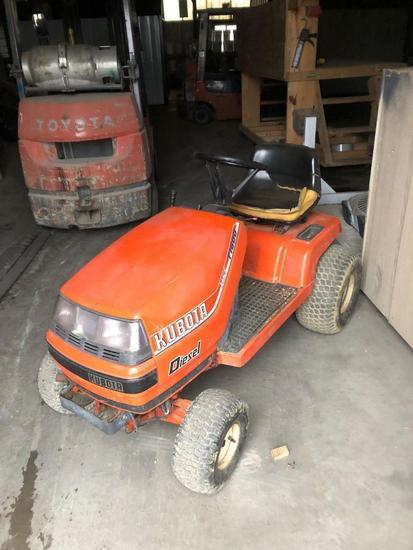 Kubota Diesel Tractor