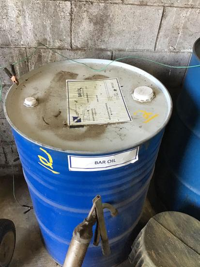 55 gal. Of Bar oil