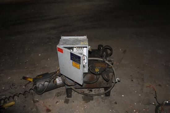 *5 HP Hydraulic Pack