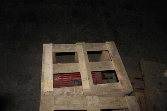 *Dry Kiln Motor