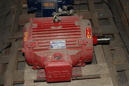 *10 HP Kiln Fan Motor
