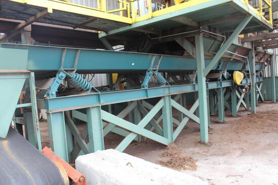 44' Action Vibrating Conveyor