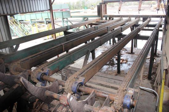 48'x 19' 6 Stand Log Deck