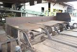 7'x12' wide Lumber Transfer Deck