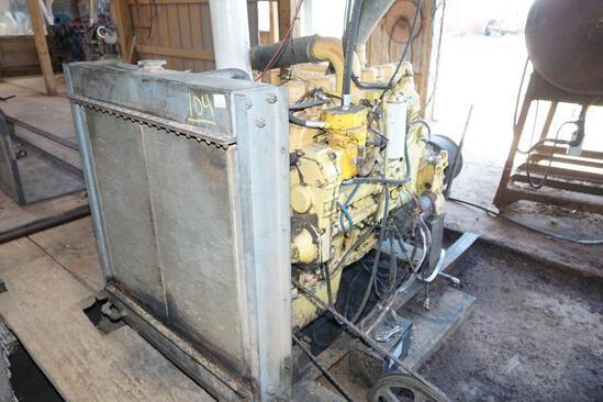 Cat 3406 B Power Unit