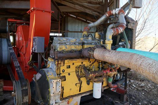 Cat 3406B Power Unit