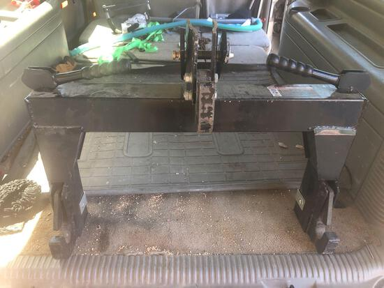 Haul Master 3point quick hitch