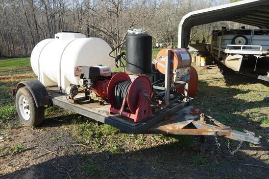 Pressure Washer/Steam Cleaner