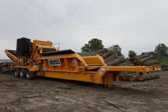 Kentucky Sawmill/Logging Auction