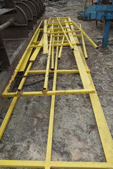 Walkway Safety Rails