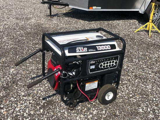 North Star 13'000 Watt Generator