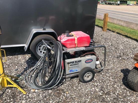Super Blast 4050 Simpson Pressure Washer