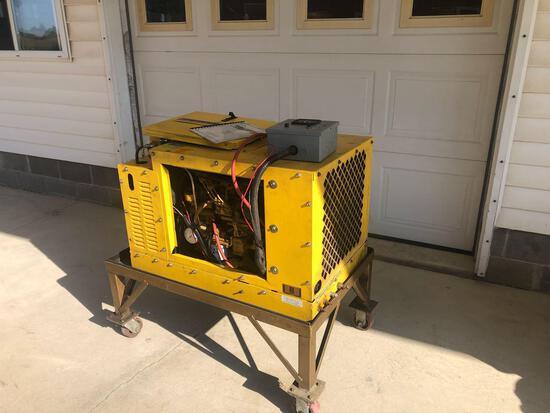 Powertech 8KW Generator