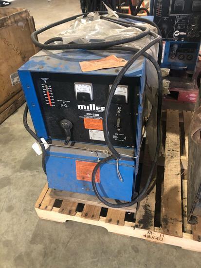 New Miller CP300 Welder