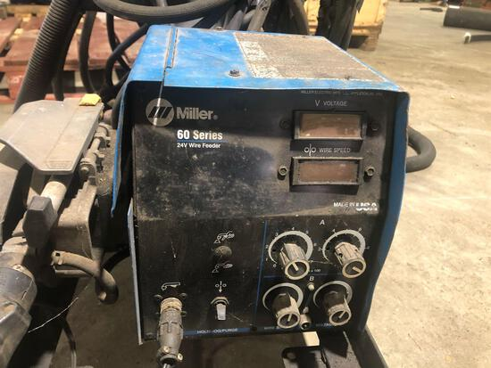 Miller CP250TS with Wire