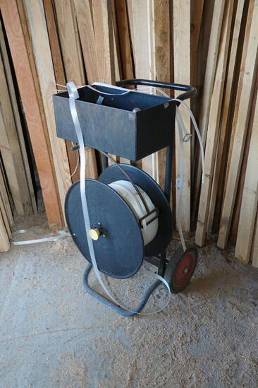Banding Tool and Cart