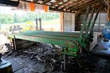 4 Strand Log Deck with Stop and Load