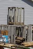 6 Wood Crates