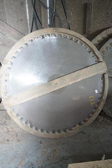 """56"""" Circle Blade"""