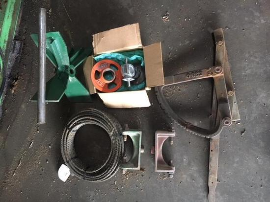 Parts For Carriage