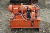 3 KW Hydraulic Pack