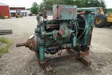 6 Cylinder Detroit Diesel