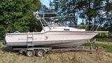 1990 Bayliner Fishing Boat