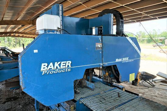Baker Super Streak Band Sawmill