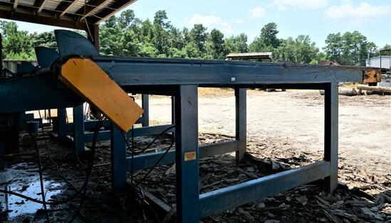 Baker 4 Strand Log Deck with Stop and Load