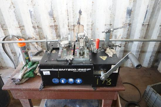 Wood-Mizer BMT200/250 Dual Tooth Setter
