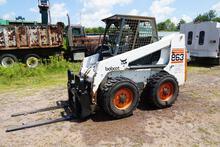 863 Bobcat Skid Steer