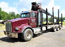 1987 Kenworth T800 Cab and Chassis