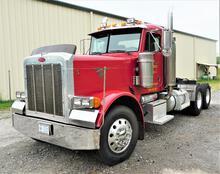 2001 Peterbilt 379 Truck, VIN # 1XP5DB9X91N552217