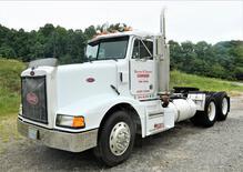 1989 Peterbilt 377 Truck, VIN # 1XPCDB9X2KN272566