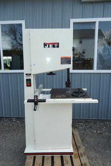 """18"""" Jet Woodworking Bandsaw"""