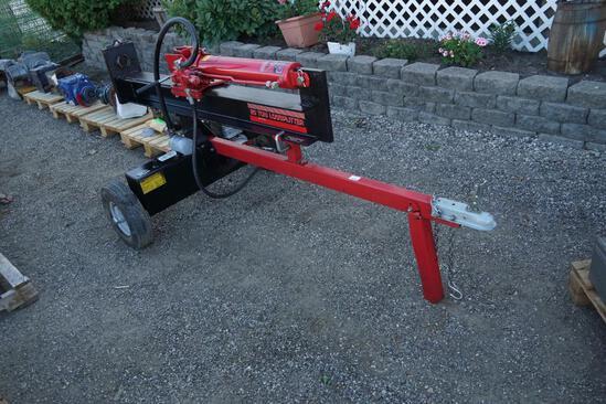20 Ton MTD Log Splitter