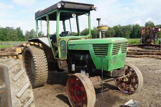 Deutz 8006 Tractor