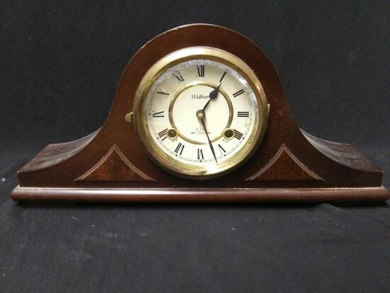 Waltham 31-day Chime Mantle Clock