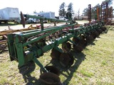 JOHN DEERE 12 ROW HIPPERS