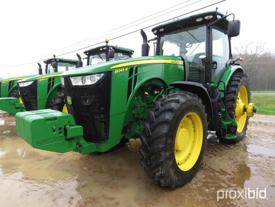 8245R John Deere Tractor