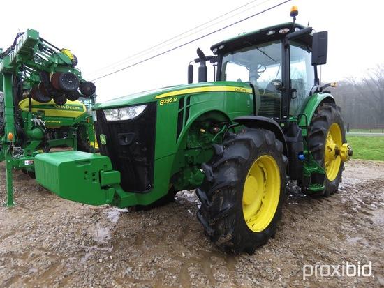 8295R John Deere Tractor