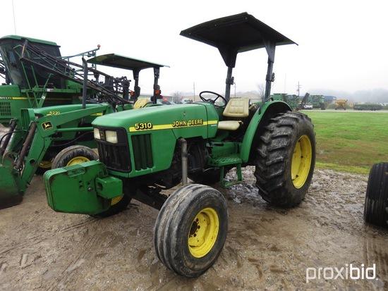 5310 John Deere Tractor