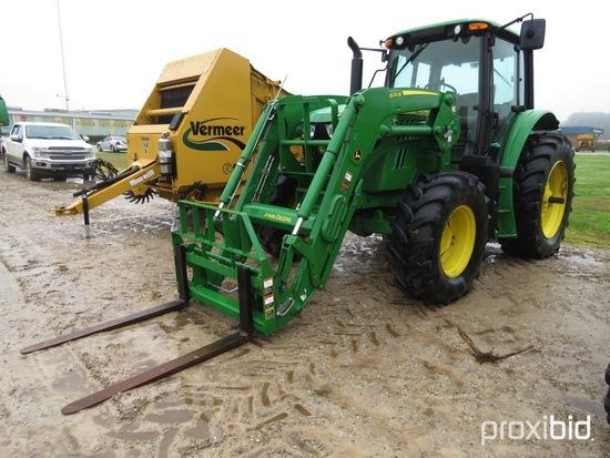 6130M John Deere Tractor
