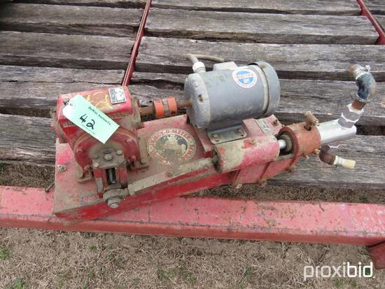 Fertilizer Pump