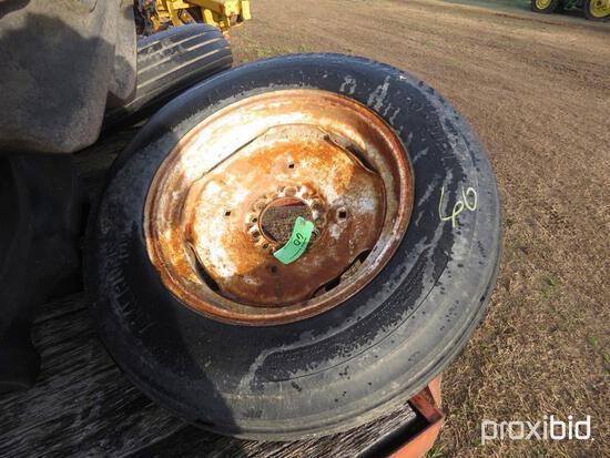 2 Tires & Rims