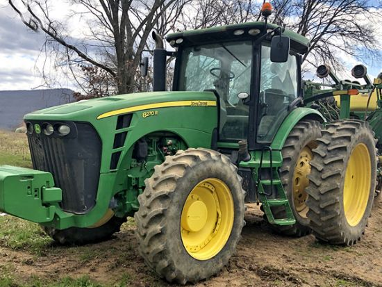 A FARM MACHINERY AUCTION Owner: Neal Farms