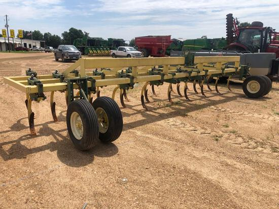 ROLL-A-CONE CHISEL PLOW